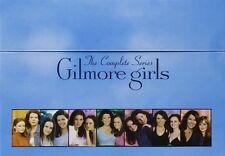 Gilmore Girls Complete Series 1 - 7 Season 1 2 3 4 5 6 7 Reg 2 DVD New 42 Discs