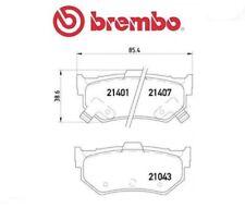 P28007 Kit pastiglie freno, Freno a disco (MARCA-BREMBO)