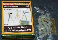 German Field Optical equipment in 1/35 di PLUS Model