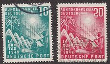 KAPPYSSTAMPS ID9344 GERMANY 665-6 USED SET CATS 45.00