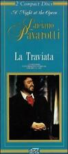 Pavarotti : La Traviata CD