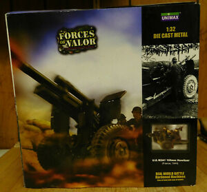 WWII M2A1 105mm Howitzer France,1944 1/32 Scale Forces of Valor