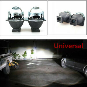 Car Headlight Q5 D1S D2S D2H D3S Bulb Bi Xenon Projector Lens Fittings LHD Nice