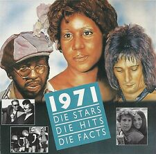 (CD) Die Stars Die Hits Die Facts 1971 - The Fortunes, The Cats, The Marmalade