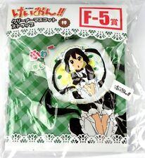 K ON! mini cushion Cleaner Strap Banpresto Ichiban kuji Japan anime Azusa Nakano