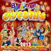 Ballermann Discohits 2013 von Various Artists (2013) 2cd