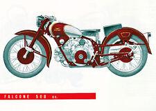 Moto Guzzi - Motorrad-Programm - Prospekt -  1952 - Deutsch -   nl-Versandhandel