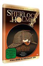 Sherlock Holmes - Die Original TV-Serie ( DVD + Hörspiel ) mit Ronald Howard NEU