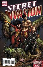 A522 Secret Invasion #4  MCNIVEN IRON MAN   Cover 1:20