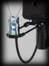 Delkim NEW Carp Fishing ES Nitelite Pro Duo Carb Indicator Set *BLUE*