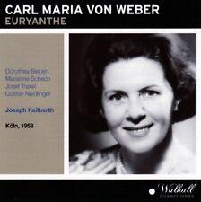 Weber: Euryanthe Joseph Keilberth Dorothea Siebert Marianne Schech Josef Traxel