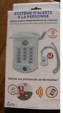Système d'alerte à la personne IDK PAN-100 alarme sécurité
