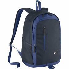 NIKE ALL ACCESS SOLEDAY BA4857-417 Backpack Blue Back To Schooll Books NWT Bag