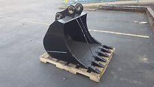 "New 36"" Kubota Kx080 Heavy Duty Excavator Bucket with Coupler Pins"