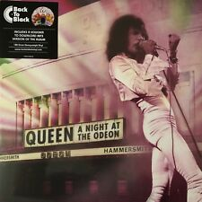 A Night at the Odeon: Hammersmith 1975 by Queen(180g Vinyl LTD 2LP), Hollywood