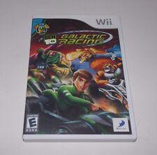 Ben 10: Galactic Racing (Nintendo Wii, 2011)