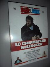 DVD N° 10 I MITICI BUD SPENCER & TERENCE HILL LO CHIAMAVANO BULLDOZER