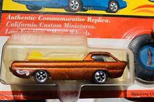 Burnt Orange Deora Vintage Collection Hot Wheels Redline 1993 MOC