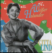Gitta Lind ‎– Weisser Holunder REMASTERED  / Bear Family Records ‎CD 1995