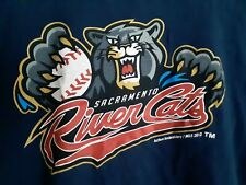 Sacramento River Cats Rivercats Minor League Baseball T Shirt XL Extra Large