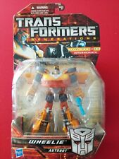 Transformers Generations wheelie universe classics NEW
