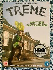 Treme - Complete First Season / Series 1 (DVD 2011, 4-Disc Set) New & Sealed!