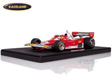 Ferrari 312 T2 F1 Sieger GP Holland 1977 Weltmeister Niki Lauda GP Replicas 1:18