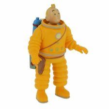"Tim und Struppi: ""Tim als Astronaut im Raumanzug"", Figur Moulinsart, neu"