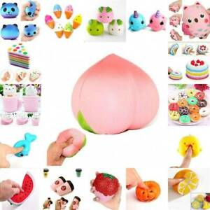 Cute Squeeze Realistic Slow Rising Charms Collection Funny Toy Stress Relief AU