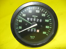 BMW r45 r65 tipo 248 TACHOMETER MOTOMETER 100mm w798 SPEEDOMETER