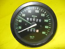 BMW R45 R65 Typ 248 Tachometer Motometer 100mm W798 speedometer