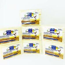 KISS MY FACE Coconut Milk Soap Coconut Citrus Bar Soap, 21 BARS, SEVEN 3 packs