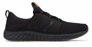 New Balance Men's Fresh Foam Sport Shoes Black