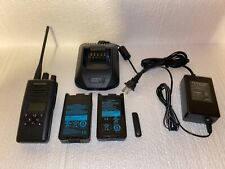 Kenwood NX-3300 K2 UHF 400=520 Mhz Analog/DMR/NXDN Portable Radio.