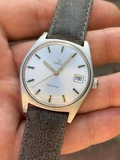 1969 Vintage Omega Geneve Mens Watch Cal. 613 34,5mm Swiss Made