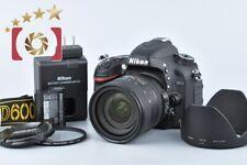 Very Good! Nikon D600 24.3 MP Full Frame Digital SLR Camera + 24-85 f/3.5-4.5 VR