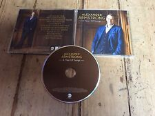 ALEXANDER ARMSTRONG A YEAR OF SONGS CD ALBUM