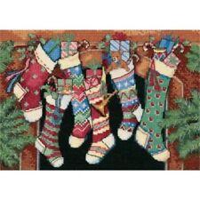 Kits de broderie à la main Vacances/Noël