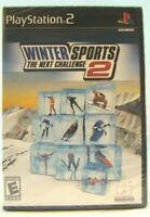 Winter Sports 2: The Next Challenge (Sony PlayStation 2, 2008) New sealed !