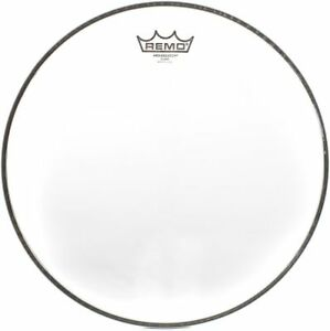 """Remo Ambassador Clear Drum Head, Many Sizes Available 8"""" to 16"""""""