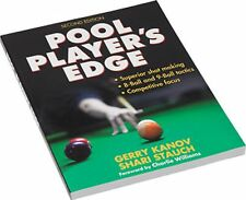 Pool Player's Edge Billiards Book