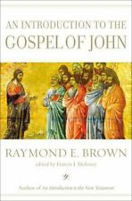 An Introduction to the Gospel of John (Anchor Bible Reference Library), Moloney,