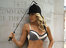 9b6be766d4 Kinga   United Pearl Navy Blue Women s Push Up Bra   EU 75B ...