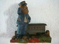 PULLMAN-R 1986 Tom Clark Gnome Cairn Item #1133 Ed #35 Hand Signed, EXCELLENT