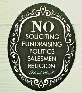 No Soliciting Signs Funny, no soliciting signs, no soliciting sign
