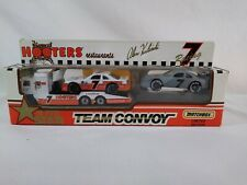Matchbox 1/64 Alan Kulwicki Limiter Edition Team Convoy Hooters