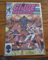000 Vintage Marvel Comics G.I. Joe Yearbook #3 March 1987 Book