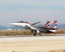 INTELLIGENT FLIGHT CONTROL SYSTEM F-15 11x14 SILVER HALIDE PHOTO PRINT