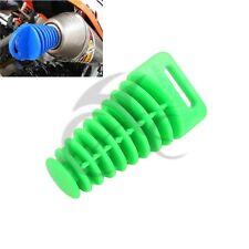 Motorcycle Muffler Exhaust Green Wash Plug For Dirt Bike ATV Yamaha Kawasaki KTM
