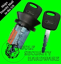 Ford F150 99-03 & Others Ignition Key Switch Lock Cylinder Tumbler 2 PATS Keys